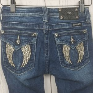 Miss Me Jeans size 14 bootcut